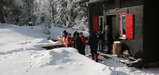 Badisch Kanada Hütte