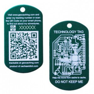 QR-Tech Travel Tag