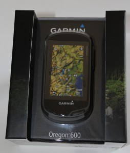 Oregon 600 Verpackung