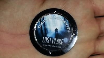 1 von 50 Lost Place Coins