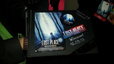 Logbuch des Kinoevents