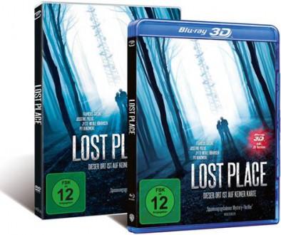Lost Place auf DVD und Blue-Tray