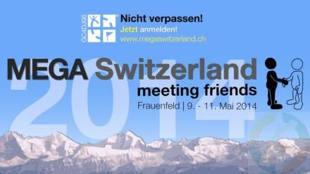 MEGA Switzerland - meeting friends 2014