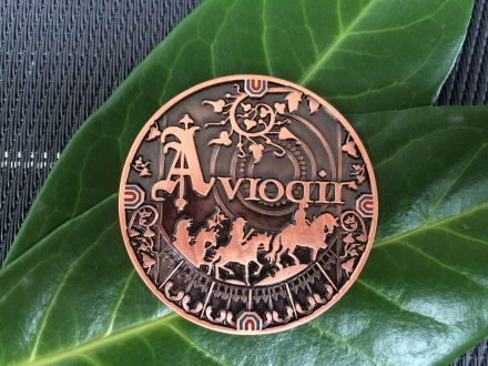 AVroair personal copper