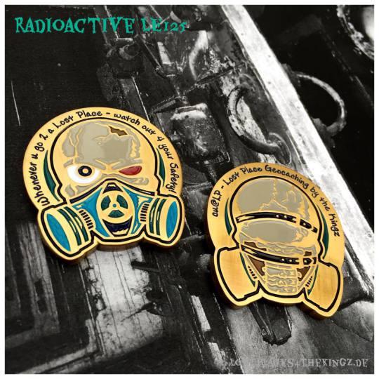 Radipactive Skull