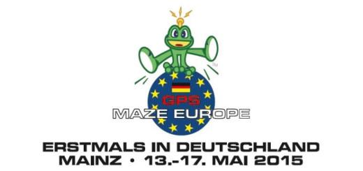 GPS MAZE EUROPE 2015 in Mainz, Deutschland