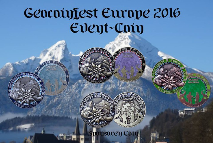 Coins Berchtesgaden