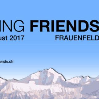 meeting friends 2017