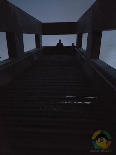 Glück Auf Zollverein Himmelstreppe