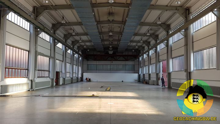Glück Auf Zollverein Halle 5