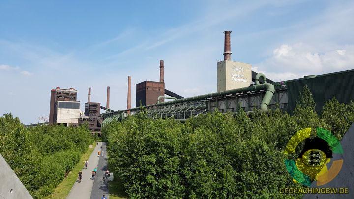 Glück Auf Zollverein Kokerei
