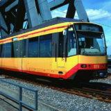 KVV S-Bahn ÖPNV Elsass