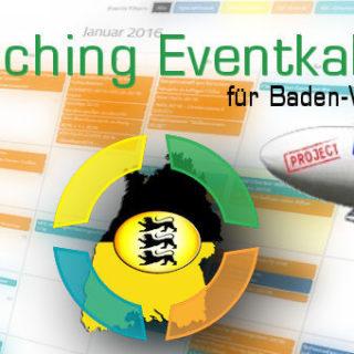 Geocaching Eventkalender für Baden-Württemberg - Let's Zeppelin