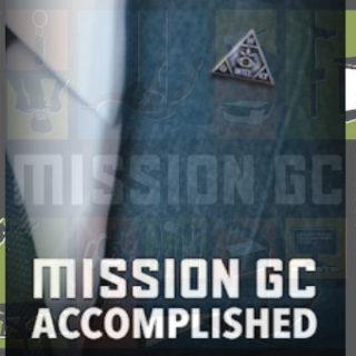mission gc accomplished