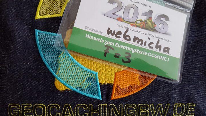Event mit dem Frosch - webmicha