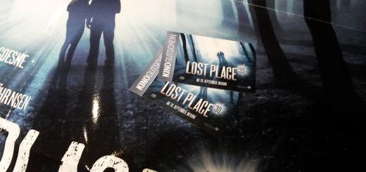 Cacher'w World und BadenGeoCaching verlosen Kinogutscheine für Lost Place
