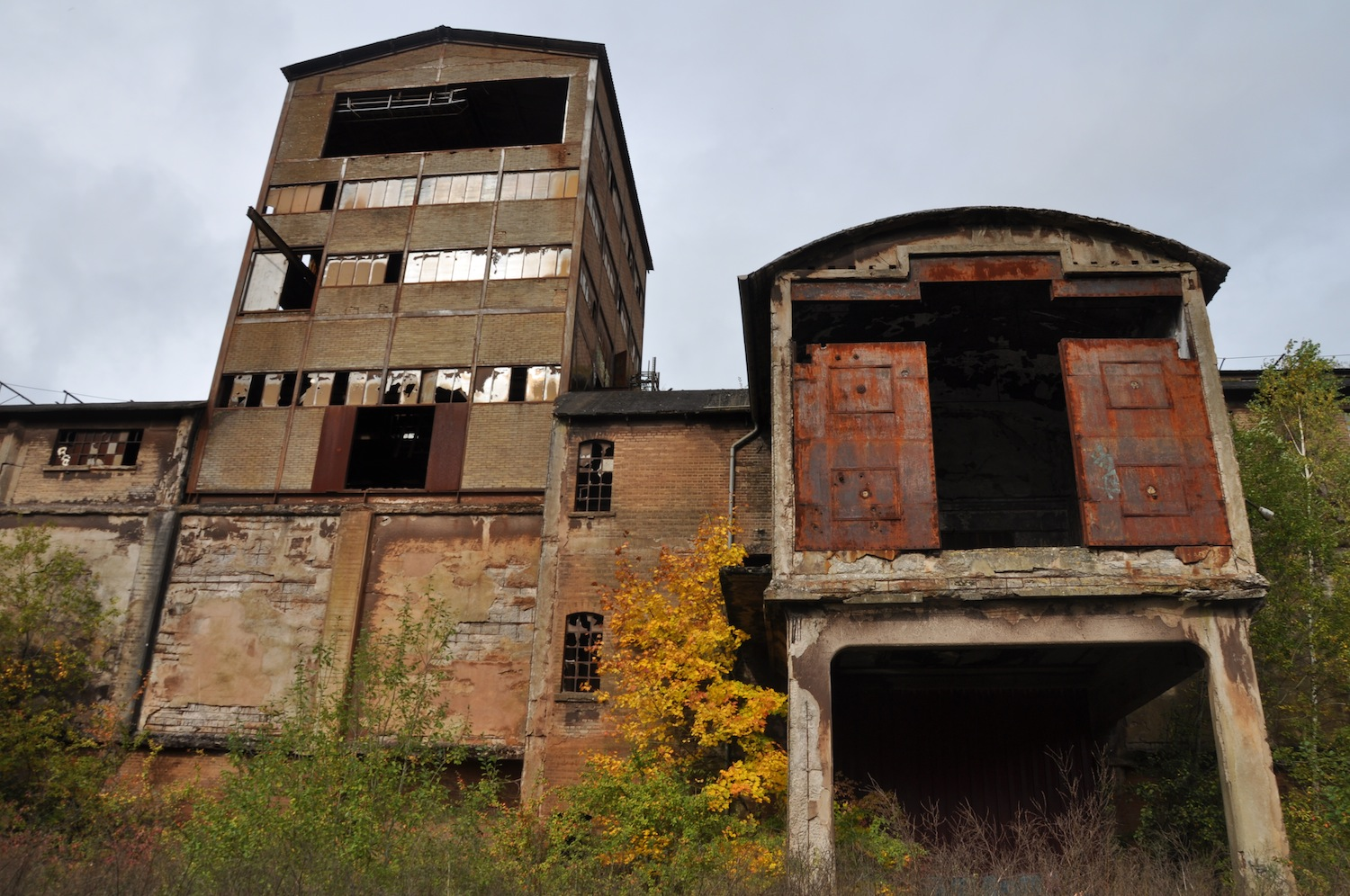 Lost Places Karlsruhe