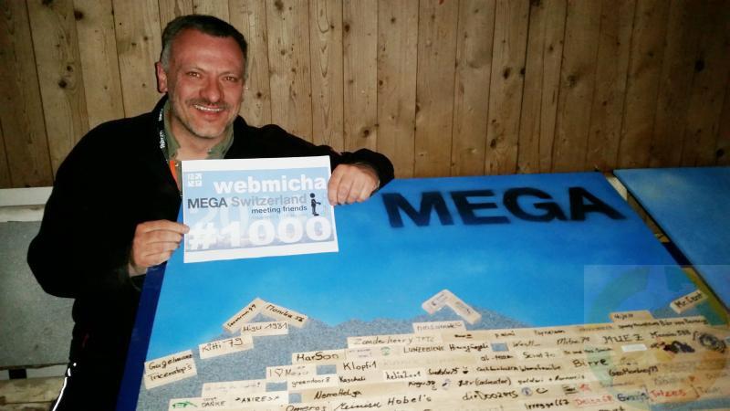 MegaCH = Log #1000
