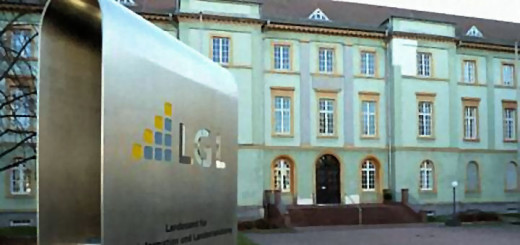 LGL Dienstgebäude Karlsruhe