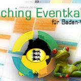 Geocaching Eventkalender für Baden-Württemberg