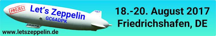 Let's Zeppelin Friedrichshafen 2017