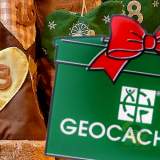 Geocaching Adventskalender