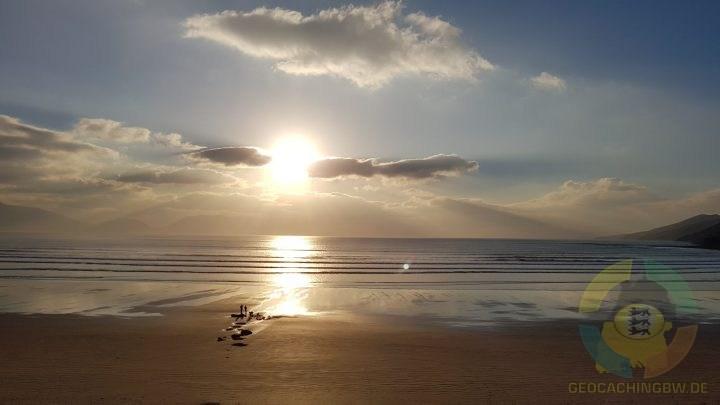 Sonnenuntergang bei Dingle