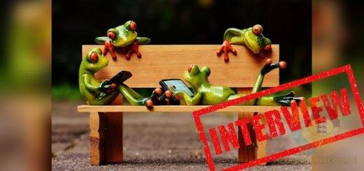 Event mit dem Frosch - Interview mit der Orga