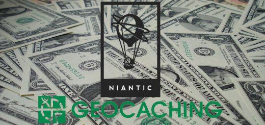niantic geocaching april fool