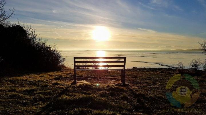 Sonnenaufgang am Shannon