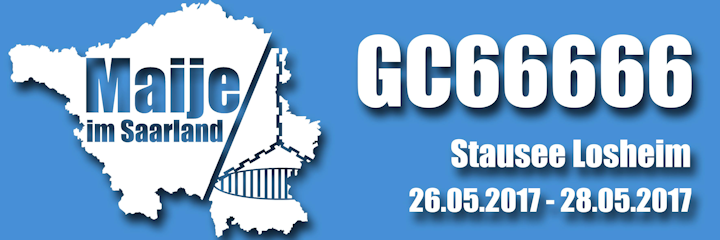 GC66666 - Maije im Saarland