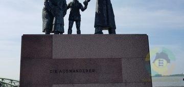 Auswandererdenkmal