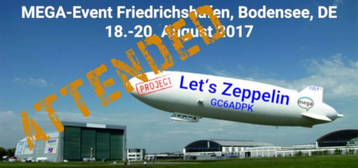 project lets zeppelin attended