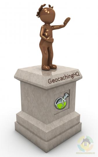 Geocaching Lab Cache Award