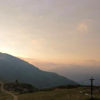 Zu Fuß über die Alpen - Tag 4