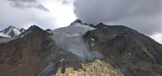 Zu Fuß über die Alpen - Tag 6